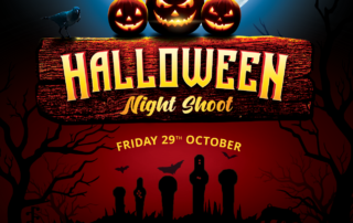 Halloween Night shoot flyer
