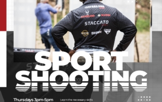 sport shooting ad